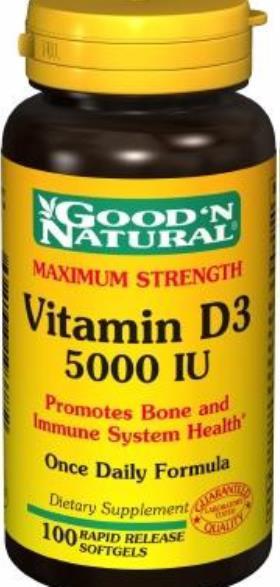 5d8095c4c01 VALTER SÄÄSK :: Vitamiin D3 (kolekaltsiferool) – ilmselt kõige ...